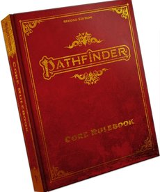 Paizo, Inc. - PZO Pathfinder 2E - Core Rulebook (Special Edition)