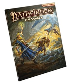 Paizo, Inc. - PZO Pathfinder 2E - GM Screen