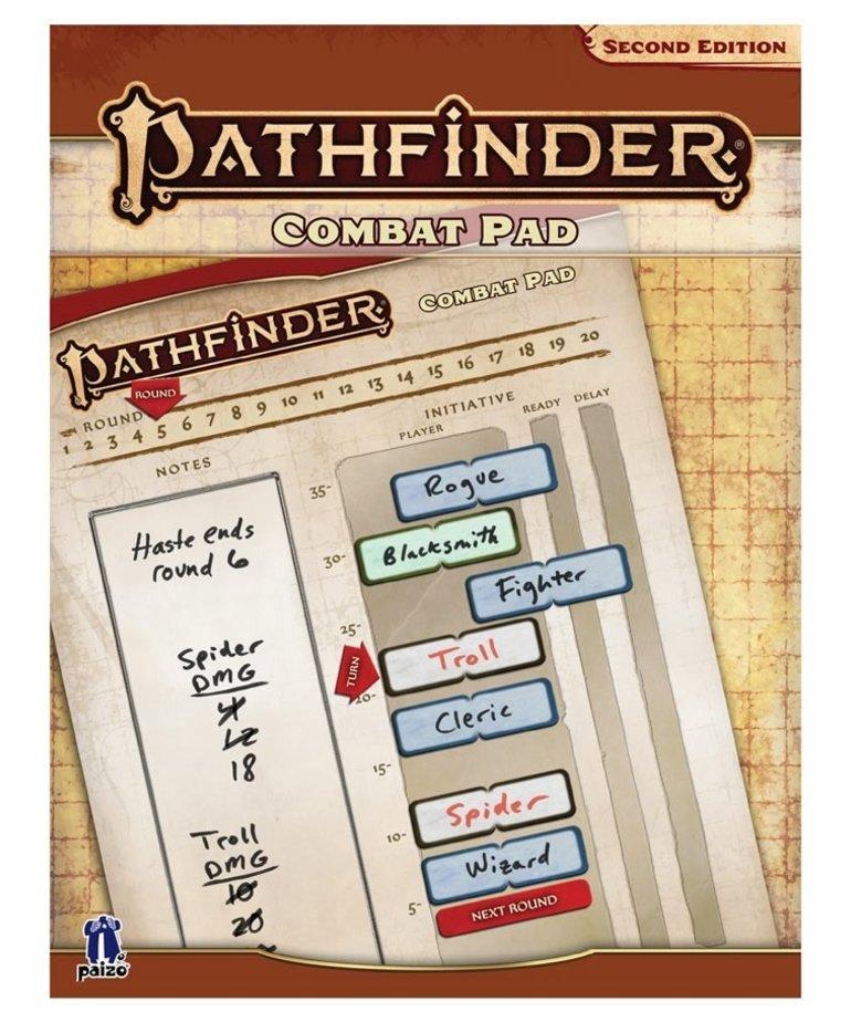 Paizo, Inc. - PZO Pathfinder 2E - Combat Pad