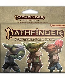 Paizo, Inc. - PZO Pathfinder 2E - Condition Card Deck