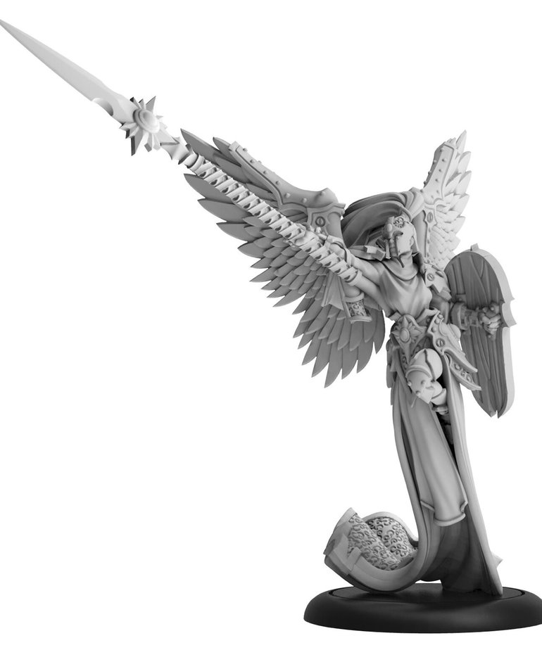 Privateer Press - PIP Warmachine - Mercenaries - Morrowan Archon - Solo