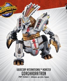 Privateer Press - PIP Monsterpocalypse - UberCorp International - Gorghadratron - Monster