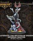 Privateer Press - PIP Warmachine - Infernals - Zaateroth, The Weaver of Shadow - Master