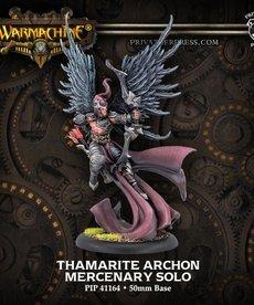 Privateer Press - PIP Warmachine - Mercenaries - Thamarite Archon - Solo