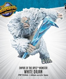 Privateer Press - PIP Monsterpocalypse - Empire of the Apes - White Dajan - Monster