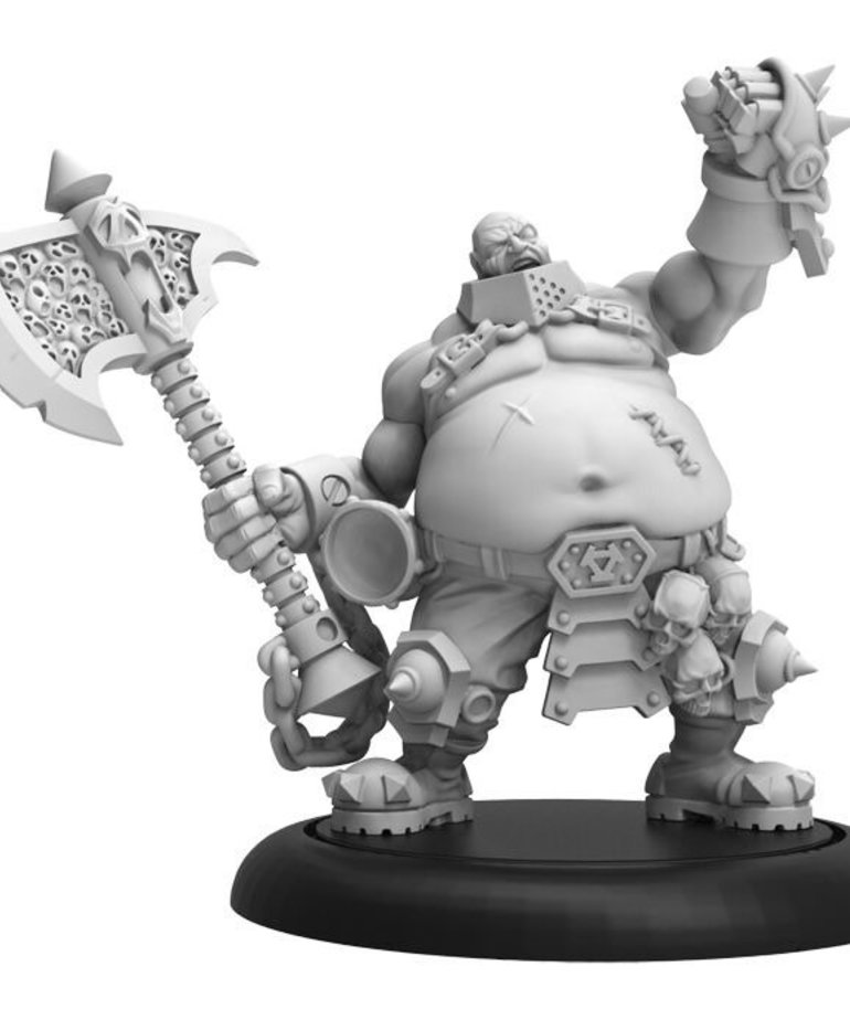 Privateer Press - PIP Riot Quest - Orsus the Chained - Fighter