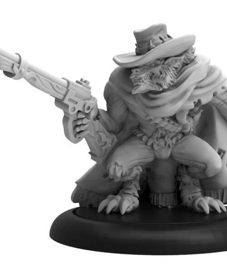 Privateer Press - PIP Riot Quest - Wolf With No Name - Scout