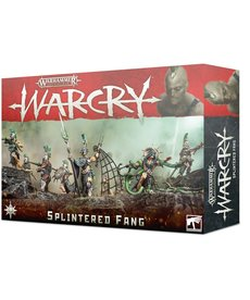 Games Workshop - GAW Warhammer Age of Sigmar: Warcry - Splintered Fang - Warband
