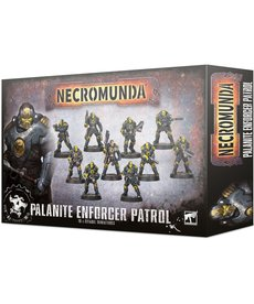 Games Workshop - GAW Necromunda - Palanite Enforcer Patrol