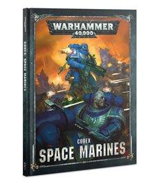 Games Workshop - GAW Warhammer 40K - Codex: Space Marines