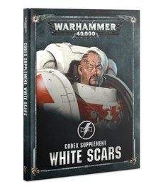 Games Workshop - GAW Codex Supplement - White Scars