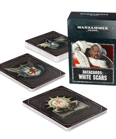 Games Workshop - GAW Datacards - White Scars