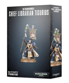 Games Workshop - GAW Warhammer 40K - Ultramarines - Chief Librarian Tigurius