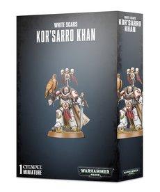 Games Workshop - GAW White Scars - Kor'sarro Khan