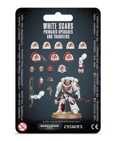 Games Workshop - GAW White Scars - Primaris Upgrades and Transfers