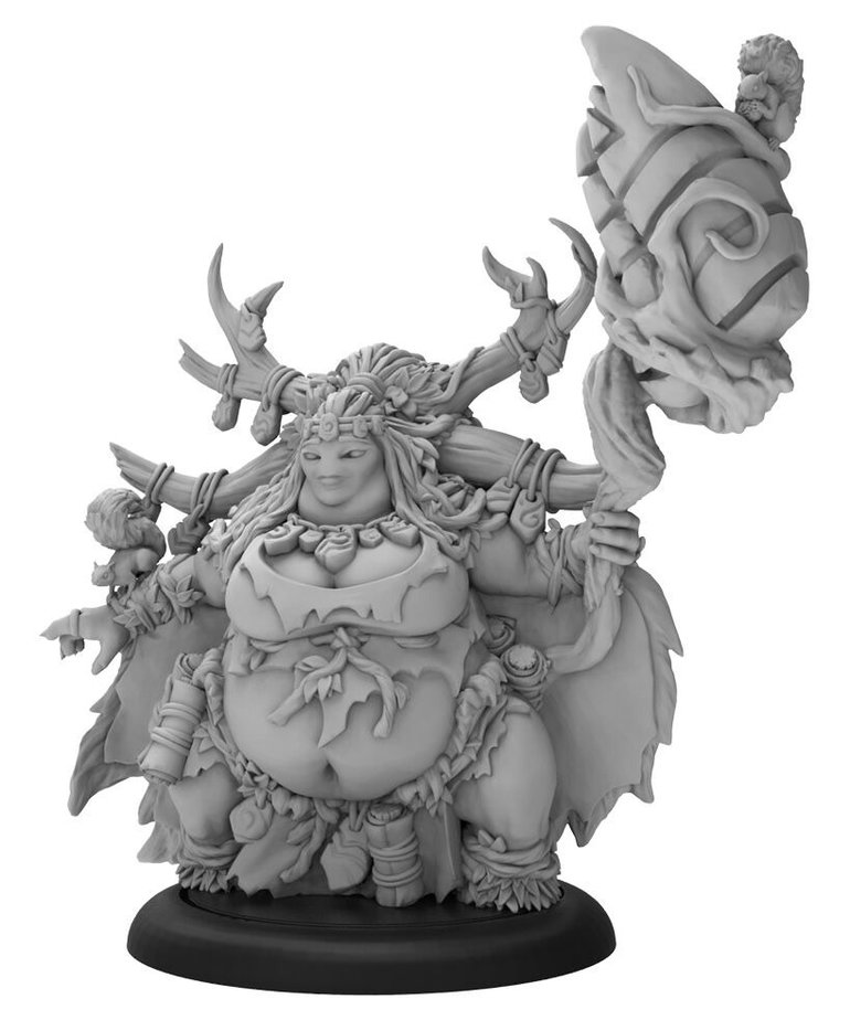 Privateer Press - PIP Hordes - Minions - Dhunian Archon - Solo