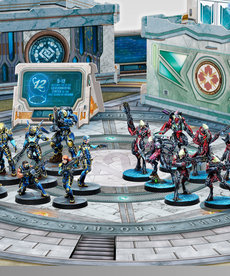 Corvus Belli - CVB Infinity - Operation Wildfire - Battle Pack: O-12 Vs. Combined Army