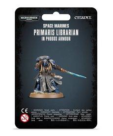 Games Workshop - GAW Warhammer 40K - Space Marines - Primaris Librarian in Phobos Armour