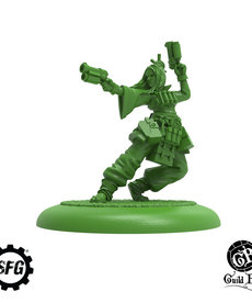 Steamforged Games LTD - STE Guild Ball - Alchemist's Guild - Kami - Squaddie