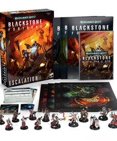 Games Workshop - GAW Warhammer Quest: Blackstone Fortress - Escalation