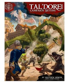 Green Ronin Publishing - GRR D&D 5E: Tal'Dorei - Critical Role Campaign Setting