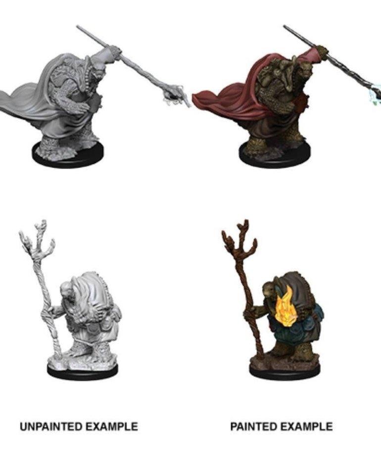 WizKids - WZK D&D: Nolzur's Marvelous Miniatures - Tortles Adventurers