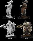 WizKids - WZK D&D: Nolzur's Marvelous Miniatures - Half-Orc Barbarian (Female)