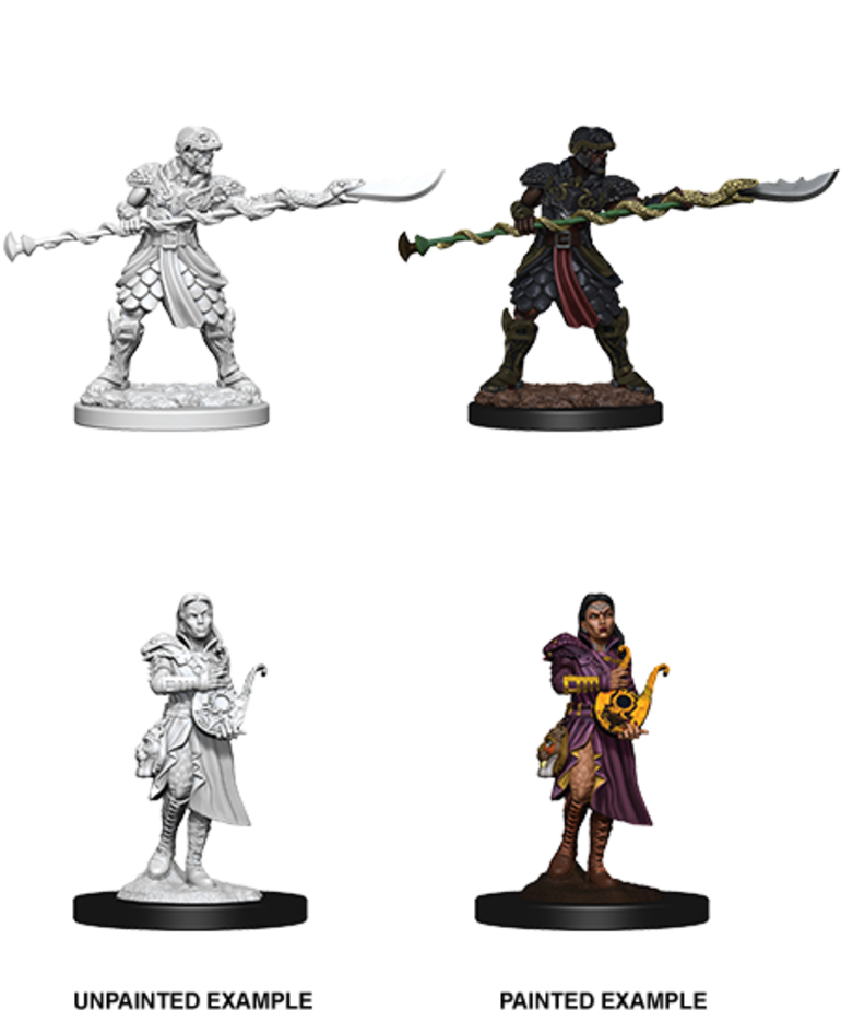 WizKids - WZK D&D: Nolzur's Marvelous Miniatures - Yuan-Ti Purebloods