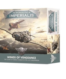 Games Workshop - GAW Aeronautica Imperialis - Wings of Vengeance