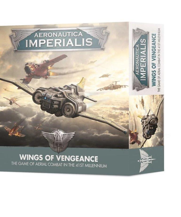 Games Workshop - GAW Aeronautica Imperialis - Wings of Vengeance