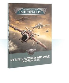 Games Workshop - GAW Aeronautica Imperialis - Rynn's World Air War - Campaign Book