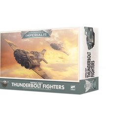 Games Workshop - GAW Aeronautica Imperialis - Imperial Navy - Thunderbolt Fighters
