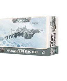Games Workshop - GAW Aeronautica Imperialis - Imperial Navy - Marauder Destroyers