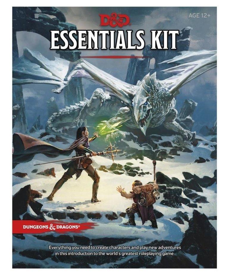 Wizards of the Coast - WOC D&D 5E - Essentials Kit