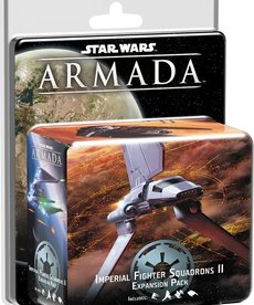 Fantasy Flight Games - FFG Star Wars: Armada - Imperial Fighter Squadrons II - Expansion Pack