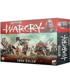 Games Workshop - GAW Warhammer Age of Sigmar: Warcry - Iron Golem - Warband