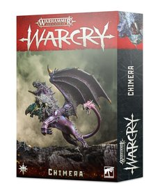 Games Workshop - GAW Warhammer Age of Sigmar: Warcry - Chimera - Expansion