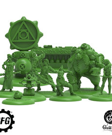 Steamforged Games LTD - STE Guild Ball - Alchemist's Guild: The Lure of Gold