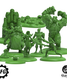 Steamforged Games LTD - STE Guild Ball - Alchemist's Guild: New Age of Science