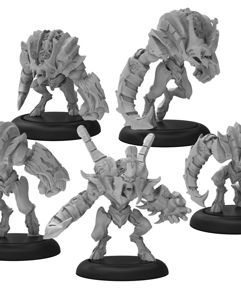 Privateer Press - PIP Warmachine - Infernals - Howlers - Unit