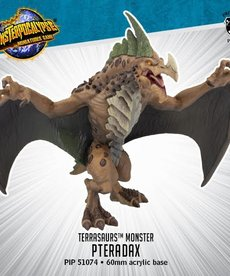 Privateer Press - PIP Monsterpocalypse - Terrasaurs - Pteradax - Monster