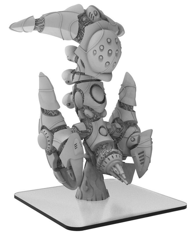 Privateer Press - PIP Monsterpocalypse - Martian Menace - Tharsis-5 - Monster
