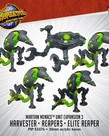 Privateer Press - PIP Monsterpocalypse - Martian Menace - Harvester, Reapers, & Elite Reaper - Unit Expansion 3