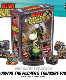 Privateer Press - PIP Riot Quest - Treasure Chests Expansion with Flugwug the Filcher - Expansion