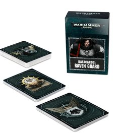 Games Workshop - GAW Datacards - Raven Guard