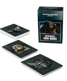 Games Workshop - GAW Datacards - Iron Hands
