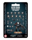 Games Workshop - GAW Warhammer 40K - Raven Guard - Primaris Upgrades & Transfers