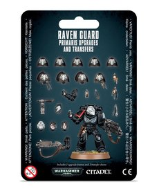 Games Workshop - GAW Raven Guard - Primaris Upgrades & Transfers