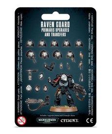 Games Workshop - GAW Warhammer 40K - Raven Guard - Primaris Upgrades & Transfers