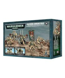 Games Workshop - GAW Warhammer 40K - Dark Angels - Deathwing Command Squad